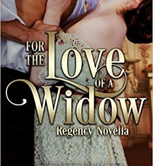 Book Review: For The Love Of A Widow by Christina McKnight