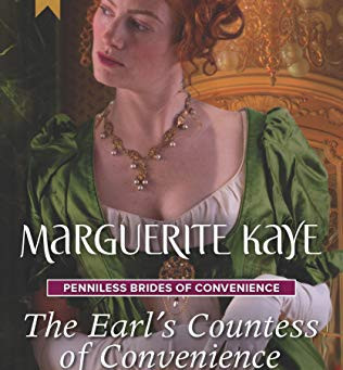 Book Review: The Earl's Countess of Convenience by Marguerite Kaye