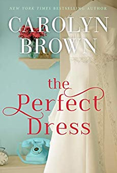 Book Review: The Perfect Dress by Carolyn Brown
