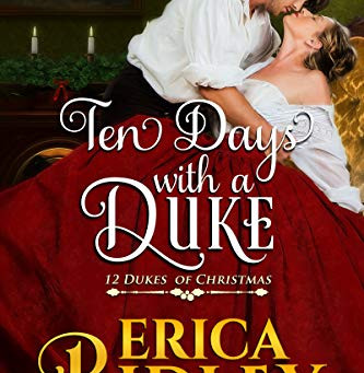 Book Review: Ten Days with a Duke by Erica Ridley