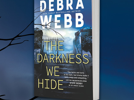 Blog Tour and Book Review: The Darkness We Hide by Debra Webb