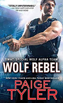 Book Review: Wolf Rebel by Paige Tyler