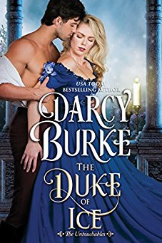 Book Review: The Duke of Ice by Darcy Burke