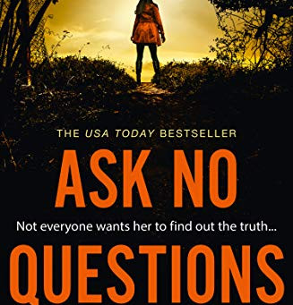 Book Review: Ask No Questions by Claire Allan