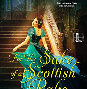 Book Review: For the Sake of a Scottish Rake by Anna Bradley