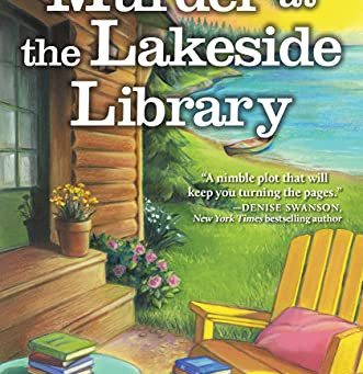 Book Review: Murder at the Lakeside Library by Holly Danvers