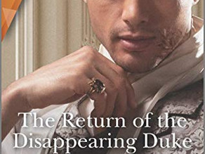 The Return of the Disappearing Duke by Lara Temple