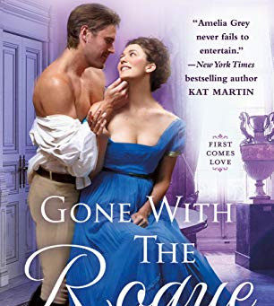 Book Review: Gone With The Rogue by Amelia Grey