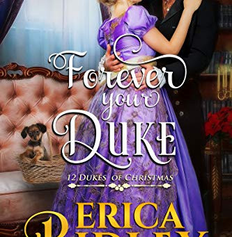 Book Review: Forever Your Duke by Erica Ridley