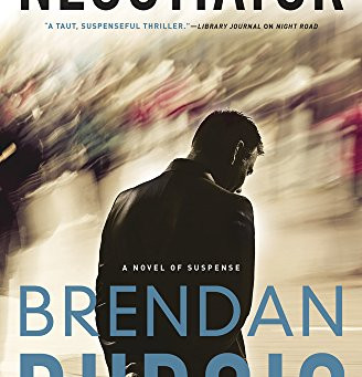 Book Review: The Negotiator by Brendan DuBois