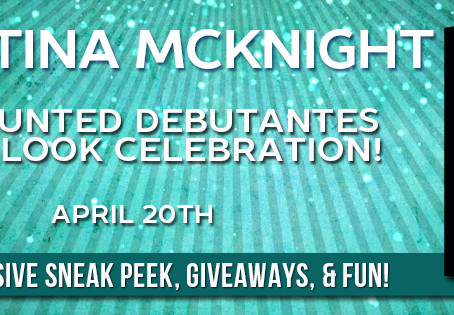 Cover Reveal: The Undaunted Debutantes by Christina McKnight!