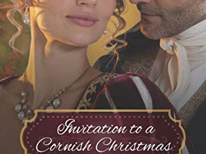 Invitation to a Cornish Christmas by Marguerite Kaye and Bronwyn Scott