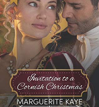 Book Review: Invitation to a Cornish Christmas by Marguerite Kaye and Bronwyn Scott