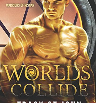 Book Review: Worlds Collide by Tracy St. John