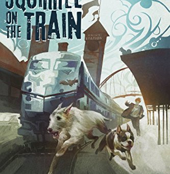 Book Review: The Squirrel On The Train by Kevin Hearn