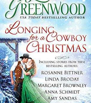 Book Review: Longing For A Cowboy Christmas - Anthology