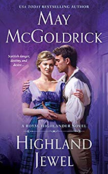 Book Review: Highland Jewel by May McGoldrick