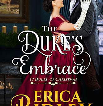 The Duke's Embrace by Erica Ridley