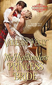 The Highlander's Princess Bride by Vanessa Kelly