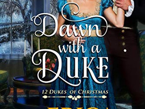 Dawn with a Duke by Erica Ridley