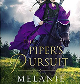 Book Review: The Piper's Pursuit by Melanie Dickersen