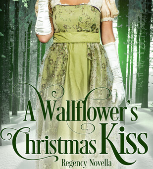 Book Review: A Wallflower's Christmas Kiss by Dawn Brower