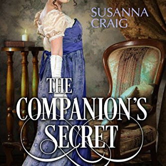 The Companion's Secret by Susanna Craig