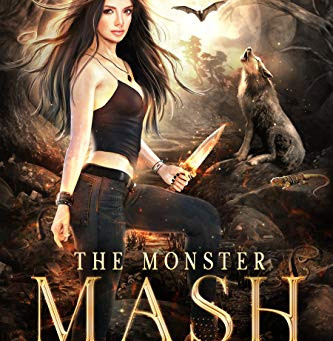 Book Review: The Monster MASH by Angie Fox