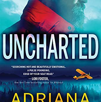 Book Review: Uncharted by Adriana Anders
