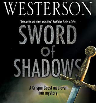 Sword of Shadows by Jeri Westerson