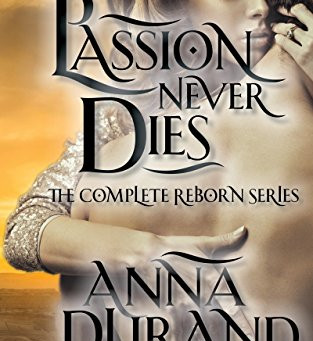 Book Review: Passion Never Dies by Anna Durand