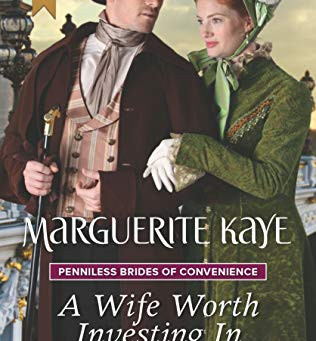 Book Review: A Wife Worth Investing In by Marguerite Kaye