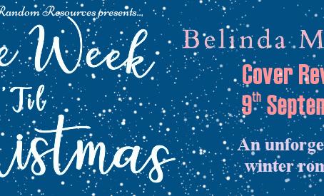 Cover Reveal: One Week 'Til Christmas by Belinda Missen