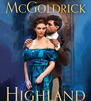 Book Review: Highland Crown by May McGoldrick