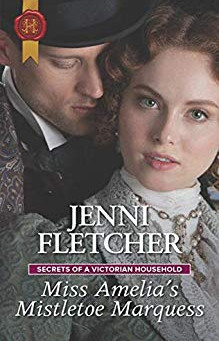 Book Review: Miss Amelia's Mistletoe Marquess by Jenni Fletcher