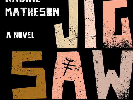 Book Review: The Jigsaw Man by Nadine Matheson