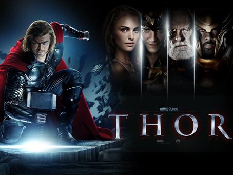 The Big Damn MCU Rewatch: Thor (2011)