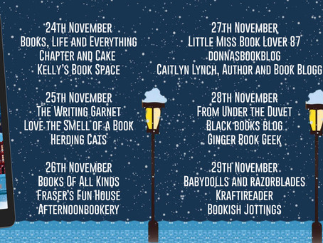 Blog Tour and Book Review: Daisy's Christmas Gift Shop by Hannah Pearl