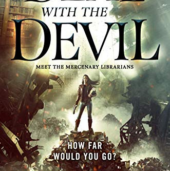 Book Review: Deal with the Devil by Kit Rocha