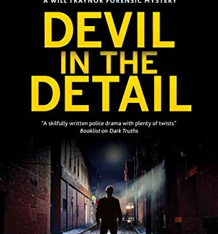 Book Review: Devil In The Detail by A.J. Cross