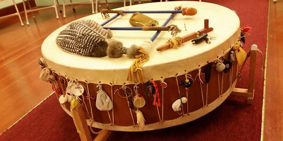 Sacred Prayer Drum Circle