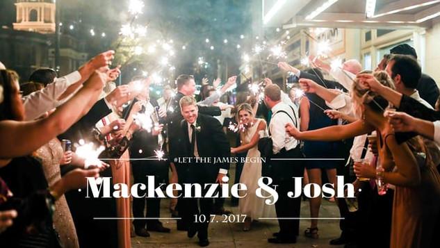 JOSH + MACKENZIE