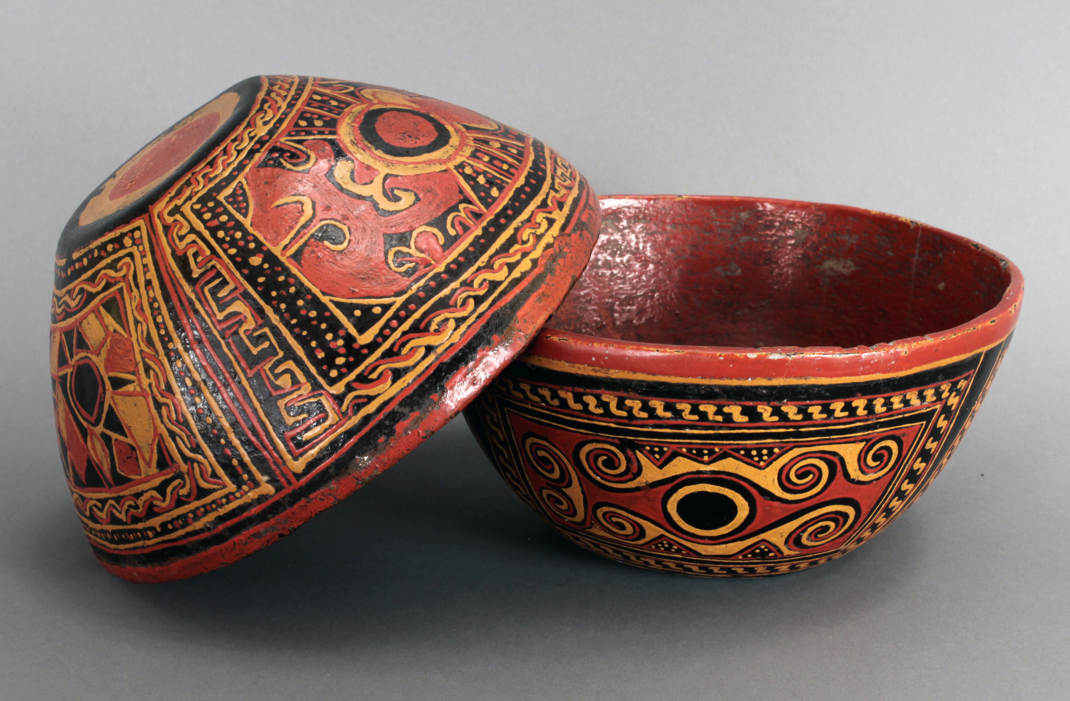 Tribal bowls