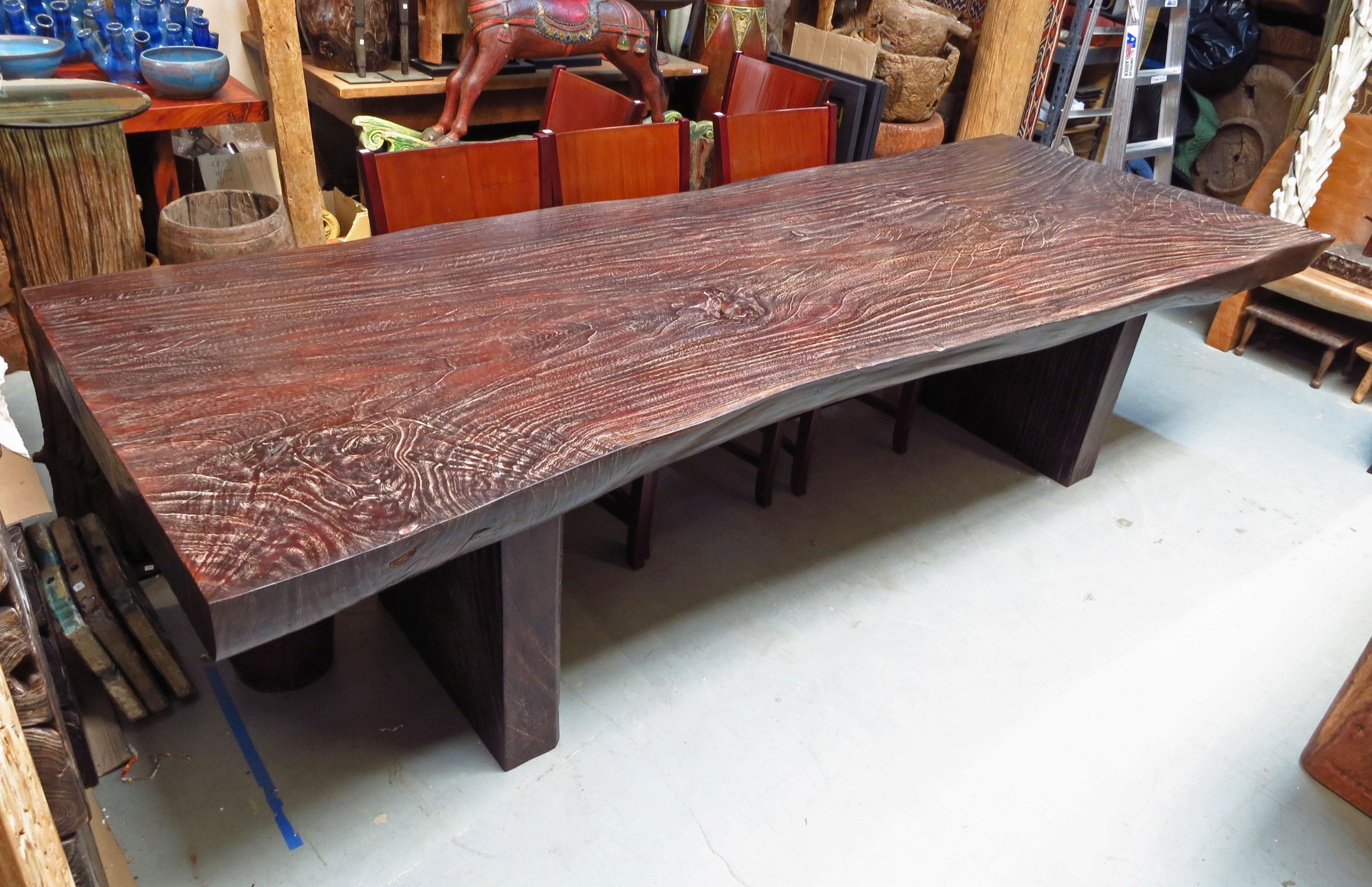 Surien wood table