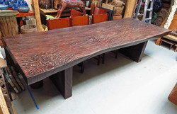Surien wood table