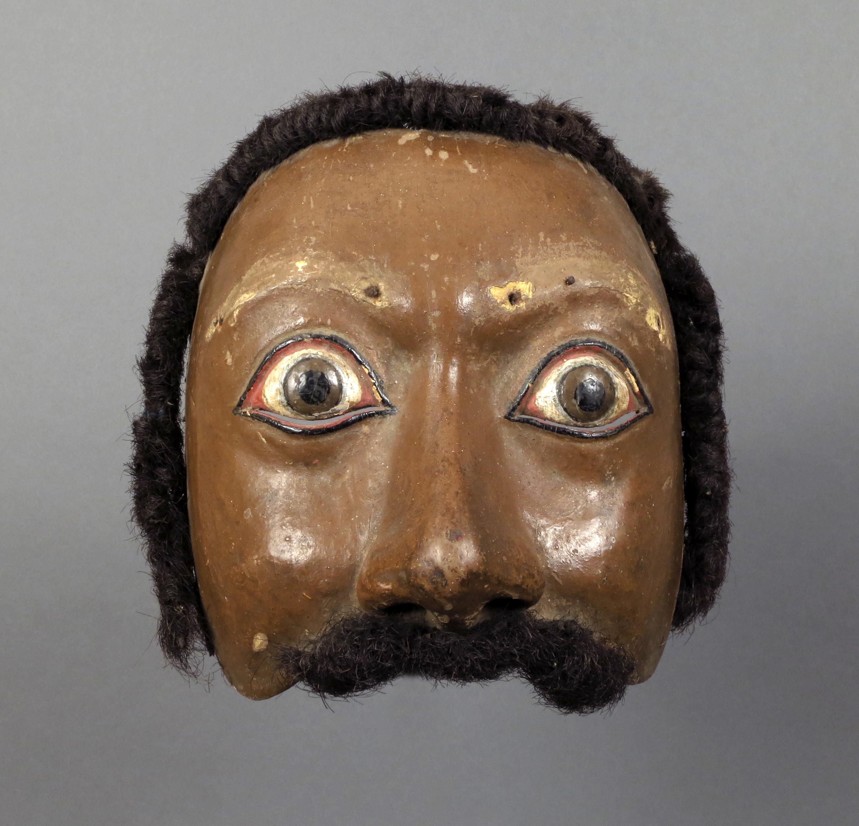 Balinese Patih Manis mask