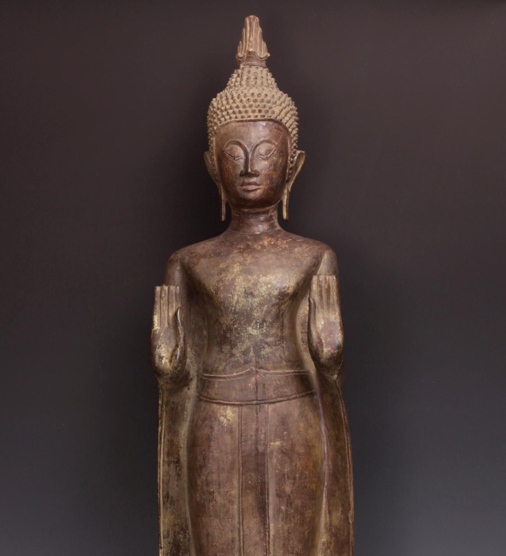 Lao Standing Buddha