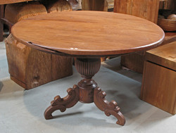 Dutch Colonial round table