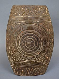 Toraja dance shield