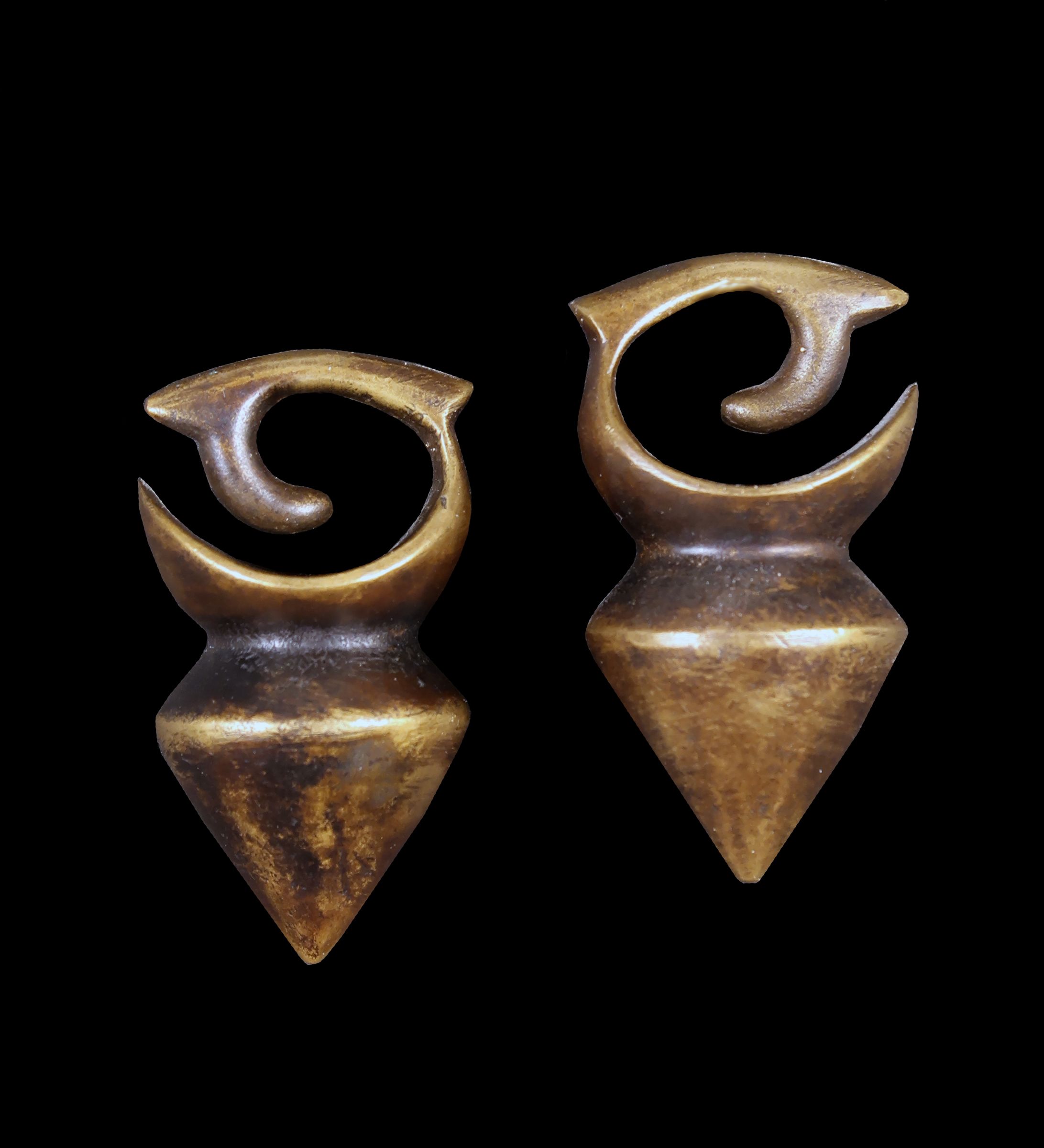 Dayak Earrings